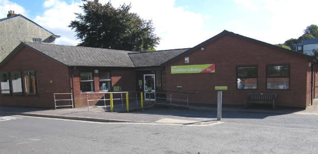 NEW Crediton Pop-Up Office