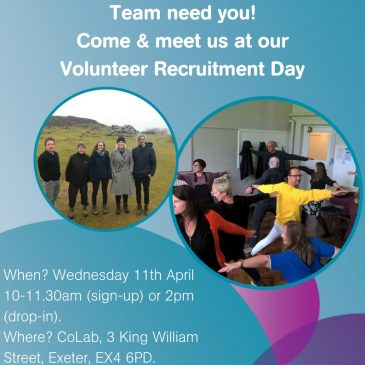 Drink Wise Age Well – Volunteer Recruitment Day